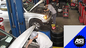 ase certified mechanics glendale ca