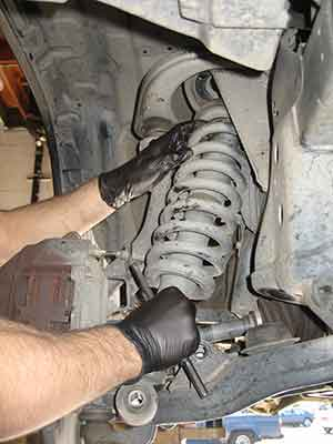 auto suspension repair