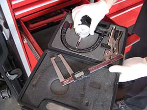 brake inspection tools